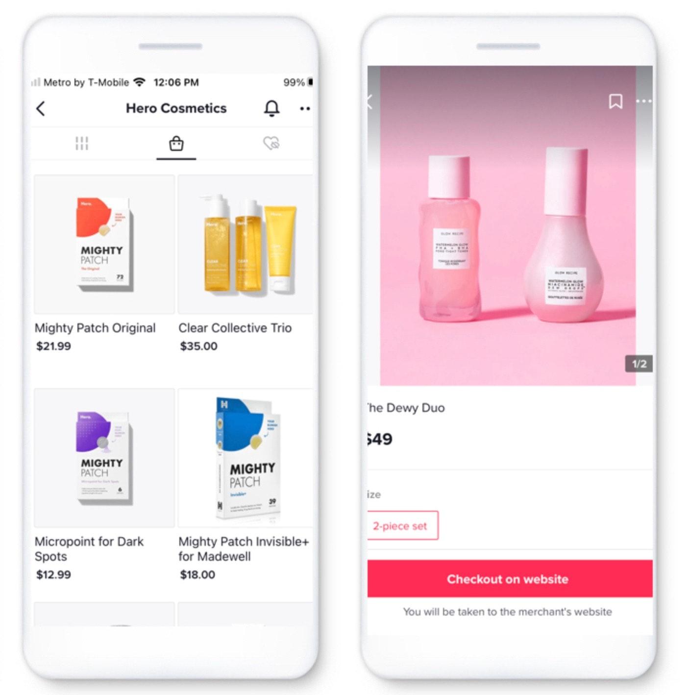 Shopify TikTok partnership
