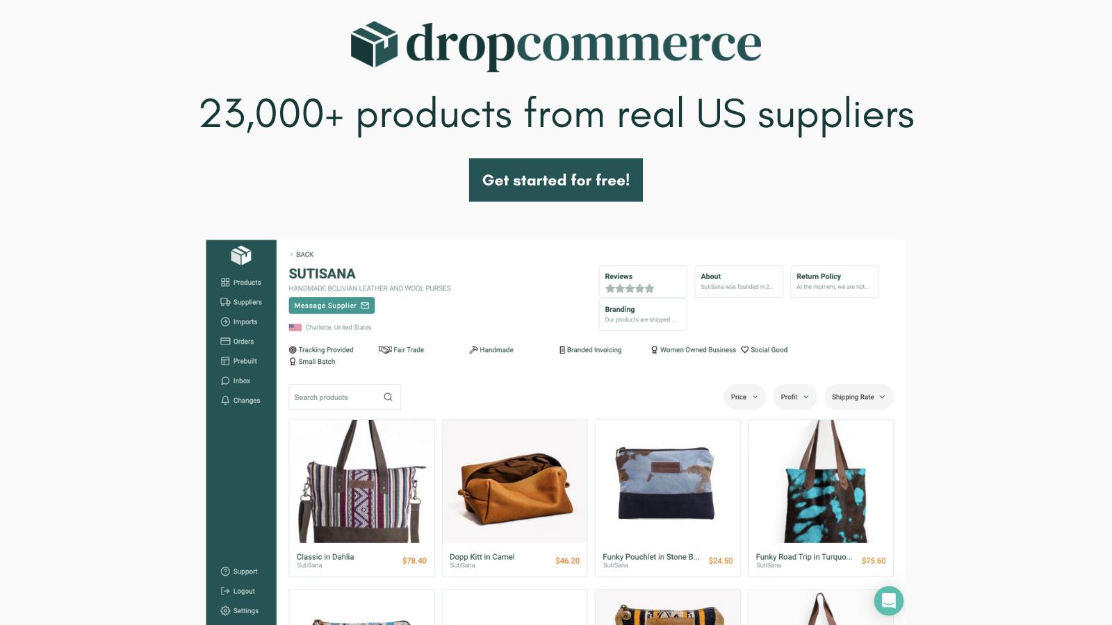 dropcommerce fornitori dropshipping