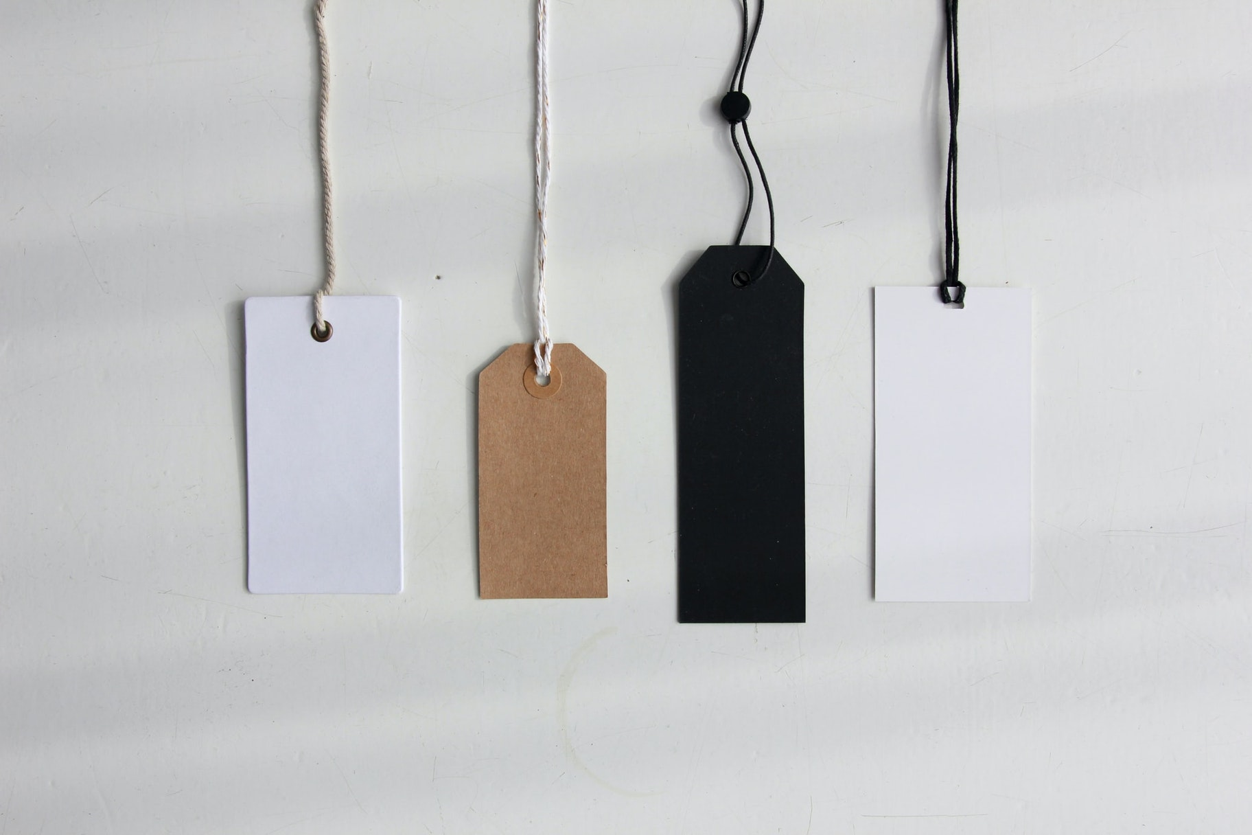 print on demand product idea: luggage tag