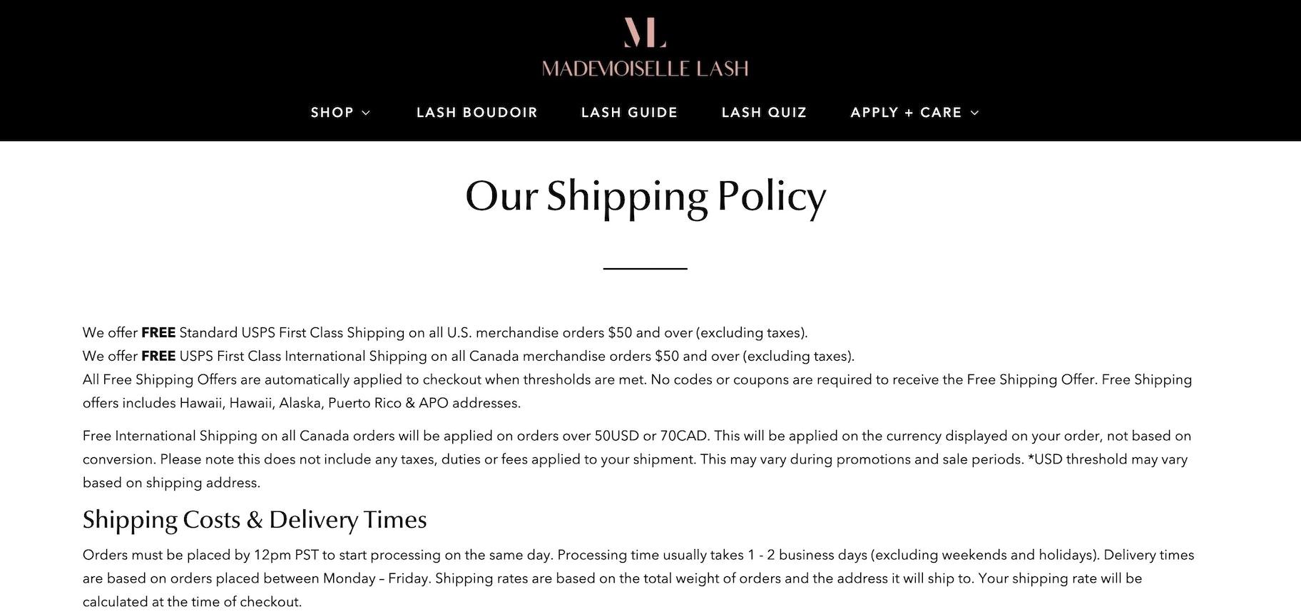 print on demand shipping tips