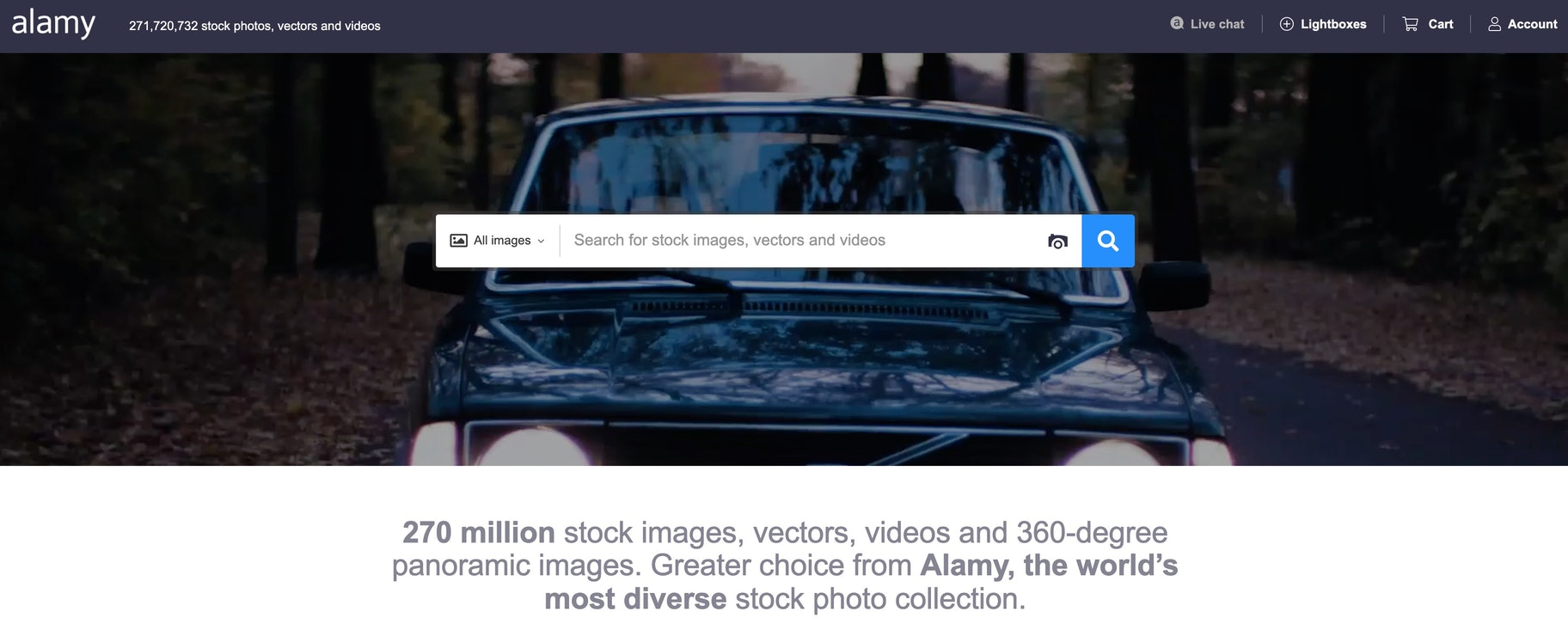 How to sell photos online: sell on Alamy