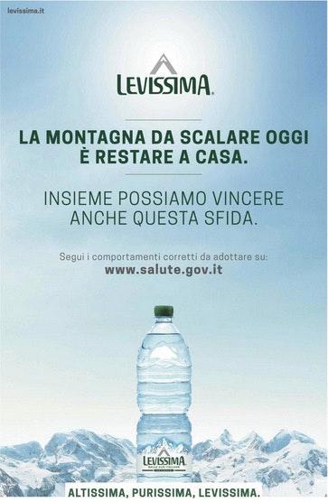 levissima real time marketing