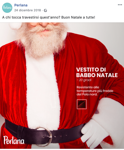 natale real time marketing
